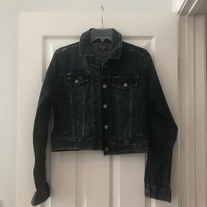 NWOT just USA stitch fix denim jean jacket M